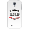 "20TH Anniversary of the Million Man March ""JUSTICE OR ELSE"" Phone Case"