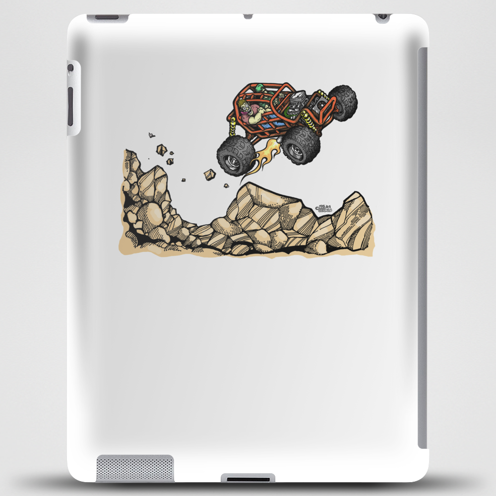 4 Wheeling Idiots Tablet (vertical)