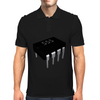 555 Timer Chip (Rendered) Mens Polo