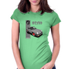 911 G-model  style Womens Fitted T-Shirt