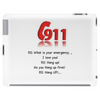 911:What is your emergency ...Ilove you, hang up no you hang up first hang up! Tablet (horizontal)