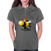A Bear in its Free Time Womens Polo