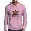 A REGISTERED NURSE'S  DAY BEGINS AFTER COFFEE Mens Hoodie