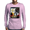 ABSTRACT  BIG FINGERS  PICASSO Mens Long Sleeve T-Shirt