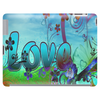 Abstract Love Tablet (horizontal)