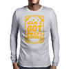 Aint Got No Worries Mens Long Sleeve T-Shirt