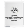 ALCOHOL Successfully erasing memories for ? oh? I don't know? A long time  Tablet (vertical)