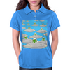 Alien Invasion Womens Polo