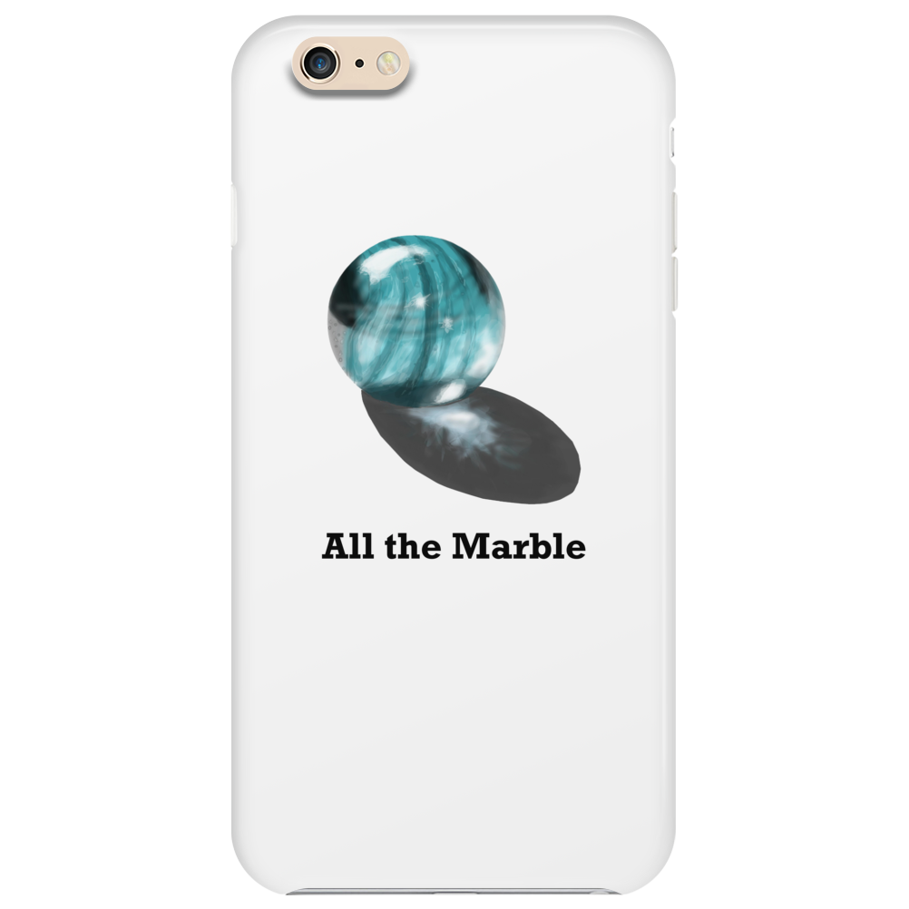 All the Marble Phone Case