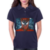 Amazing Spiderman Womens Polo