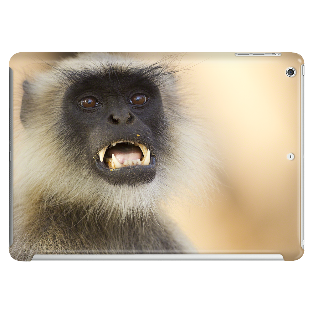 AMAZING WILDLIFE LANGUR Tablet (horizontal)