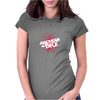American As Fck Womens Fitted T-Shirt