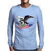 American Eagle Mens Long Sleeve T-Shirt