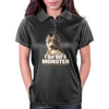 American Pit Bull Terrier Respect Womens Polo
