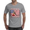 Americana Music- Written With Blood Mens T-Shirt