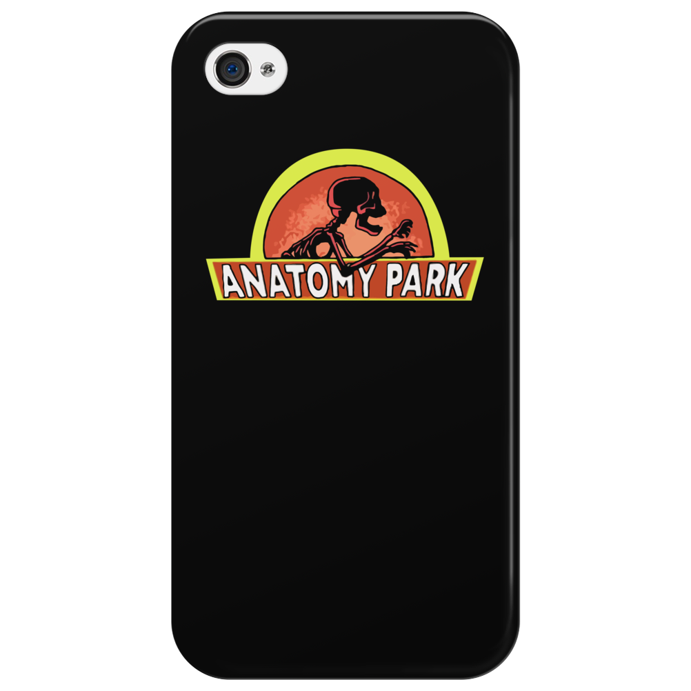 Anatomy Park Phone Case