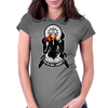 ANIMA SOLA OF THE WIDOW Womens Fitted T-Shirt