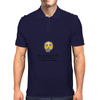 Announcing your plans Is a good way  To make God laugh Mens Polo