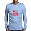 Any Real Racer Mens Long Sleeve T-Shirt