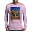ART DECO    DID THIS EVER HAPPEN TO YOU! Mens Long Sleeve T-Shirt