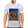 ART DECO    DID THIS EVER HAPPEN TO YOU! Mens Polo
