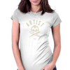 Art to the Bone Womens Fitted T-Shirt