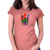 Assemble! Womens Fitted T-Shirt
