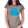 At some point I got lost Womens Fitted T-Shirt