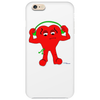 Attentive Heart Phone Case