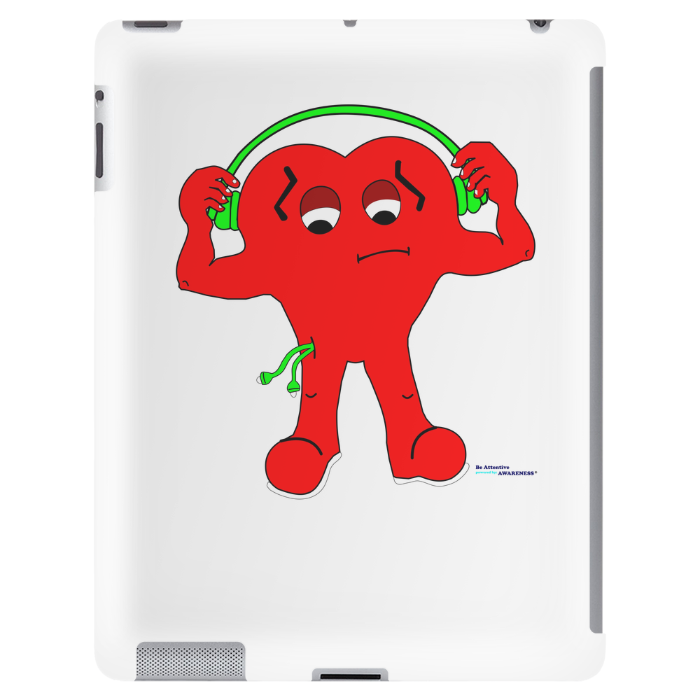 Attentive Heart Tablet (vertical)