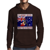 Australian Classic Rock- Written In Blood Mens Hoodie