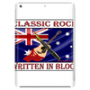 Australian Classic Rock, Written In Blood Tablet (vertical)