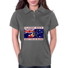 Australian Classic Rock, Written In Blood Womens Polo