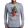 Avengers Age Of Ultron group shot Mens Long Sleeve T-Shirt