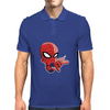 Baby Spider Man Mens Polo