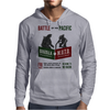 Battle of the Pacific Mens Hoodie