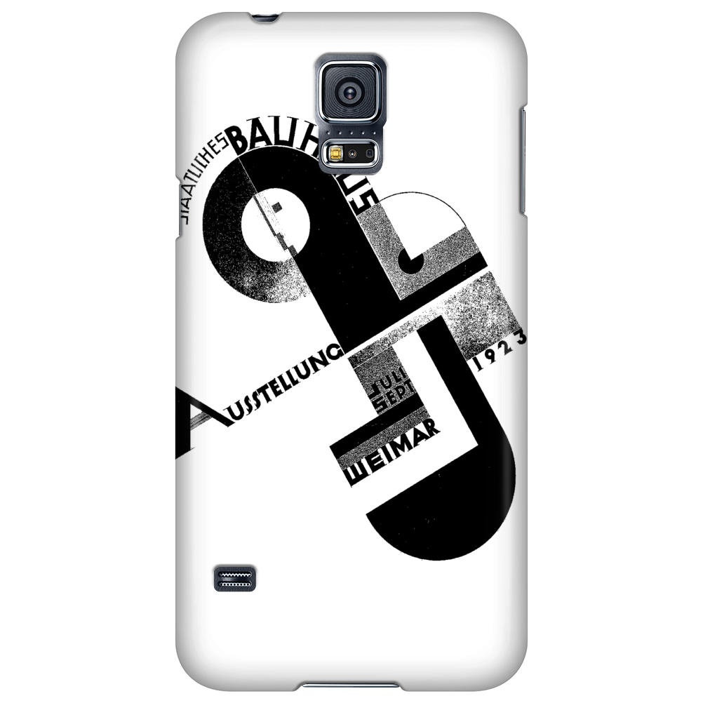 Bauhaus Phone Case