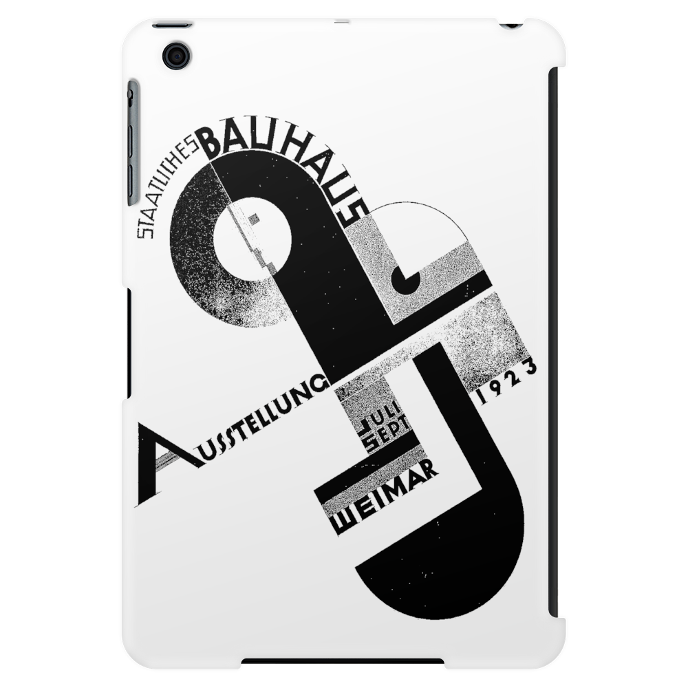 Bauhaus Tablet (vertical)