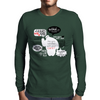 Baymax Mens Long Sleeve T-Shirt