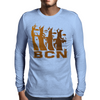 BCN Mens Long Sleeve T-Shirt