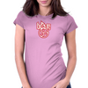 bdsm and triskell Womens Fitted T-Shirt