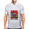 BE INDIO David Lee Roth Mens Polo