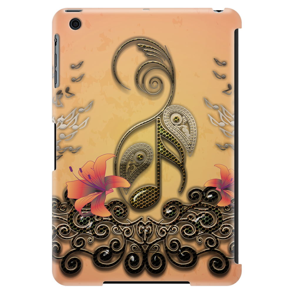 Beautiful key notes Tablet (vertical)