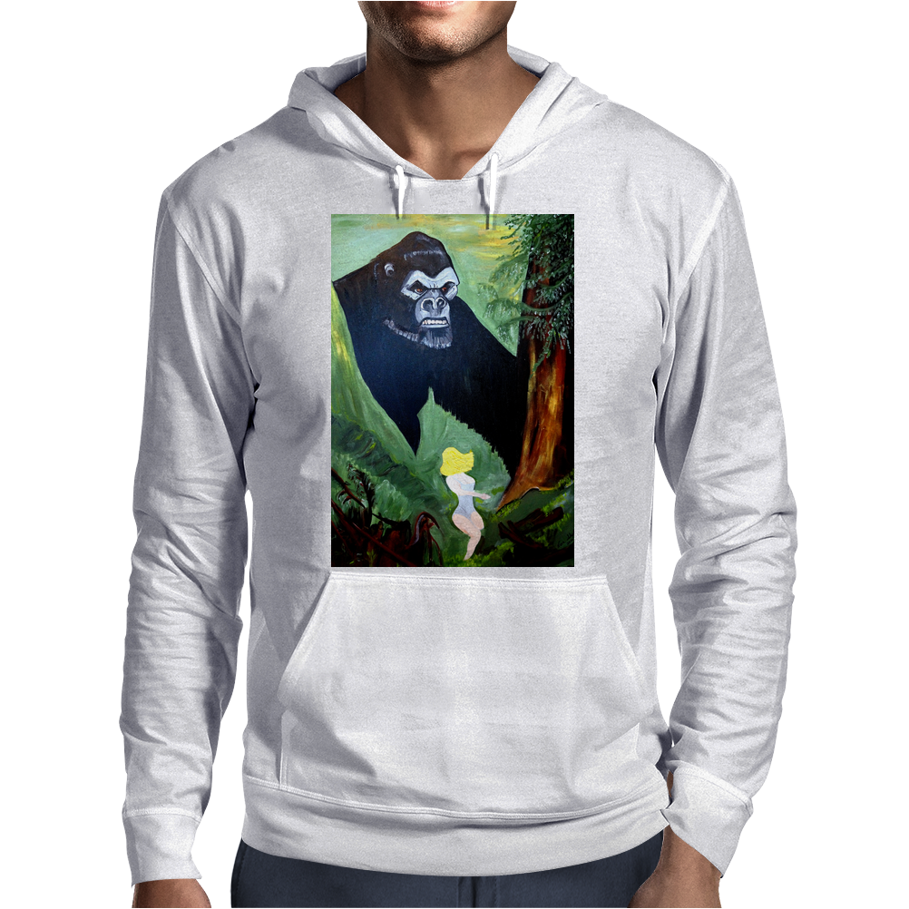 BEAUTY AND THE BEAST Mens Hoodie