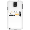 Beer tester Phone Case