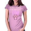 Being A Human Is Too Complicated It's Time To Be A Cat Womens Fitted T-Shirt