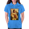 Big Boss Jesus - Metal Gear Womens Polo