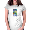 Bijutierul si meduza Womens Fitted T-Shirt