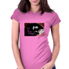 Binge Viewing Womens Fitted T-Shirt