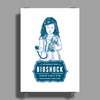 Bioshock Anima Oracle Poster Print (Portrait)